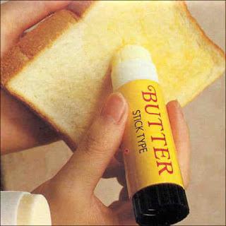 manteiga em stick