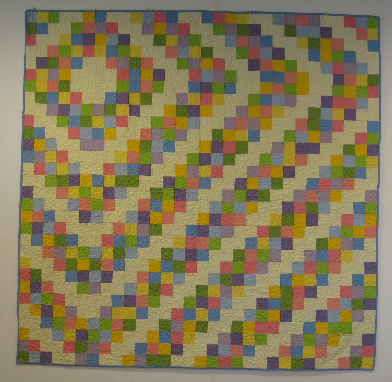 Barn Raising Quilt Pattern Free Knitting : Michelle s Romantic Tangle: Free Patterns &Tutorials