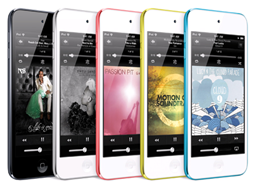 5th Gen iPod Touch All Color