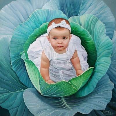 pinturas-niñas-oleo