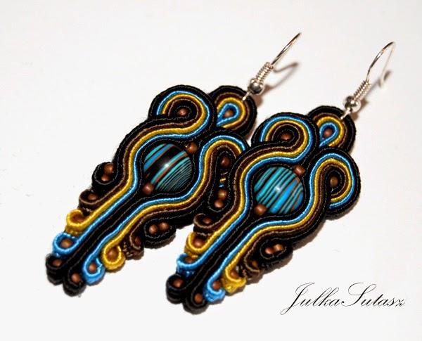 *Bali* Earrings Bracelet