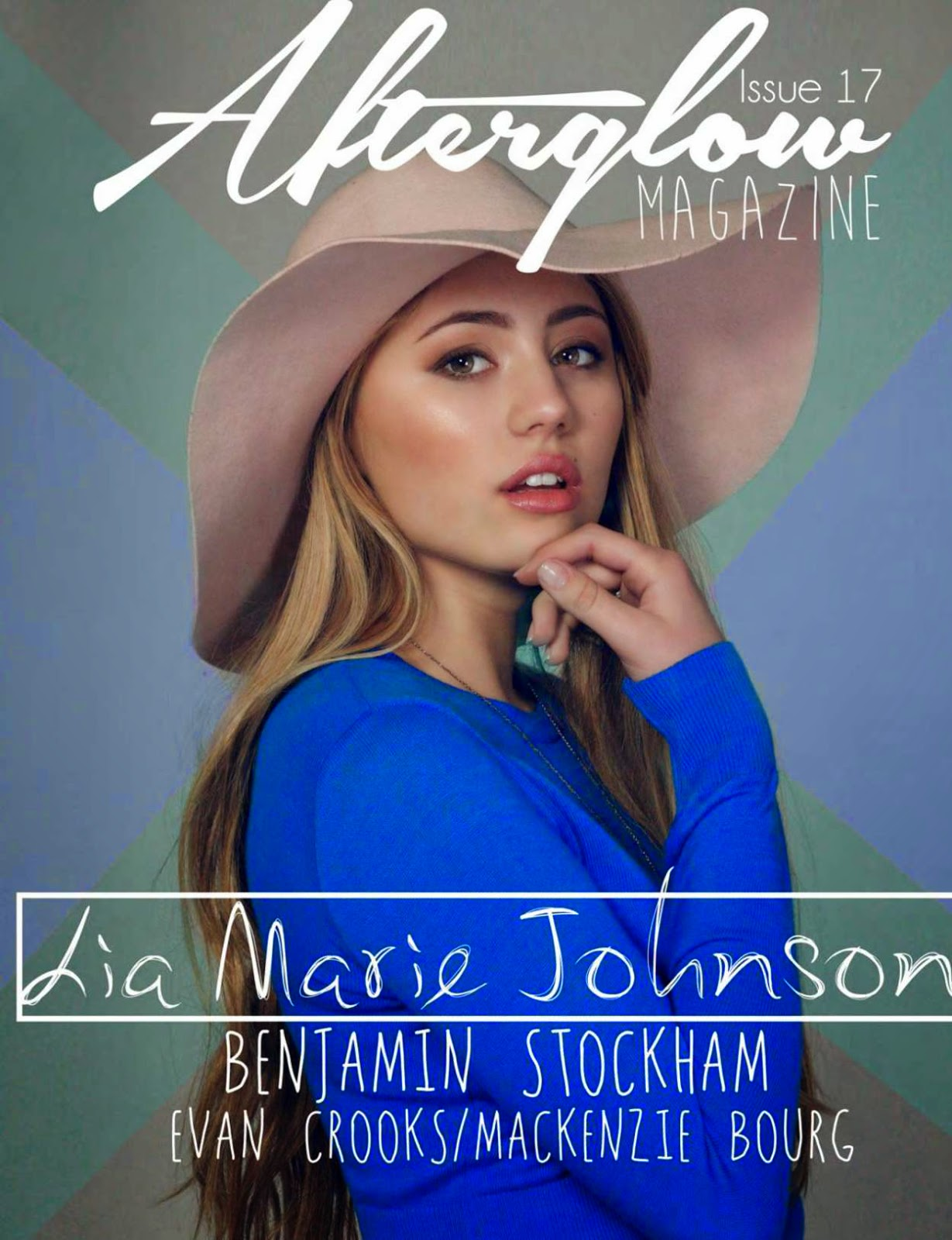 Actress: Lia Marie Johnson for Afterglow Magazine
