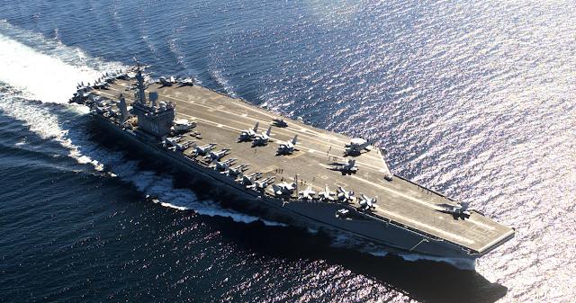 Ranking de las armadas más poderosas del mundo