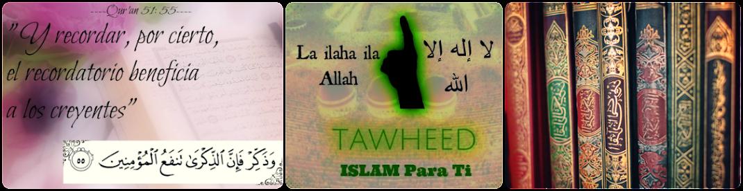 ISLAM para ti