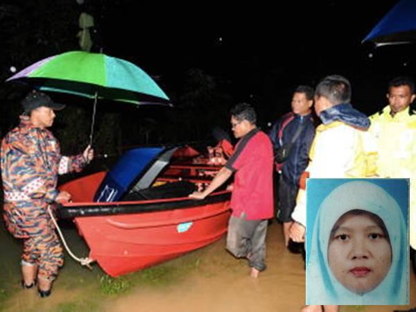 Surirumah Korban Pertama Banjir Di Terengganu