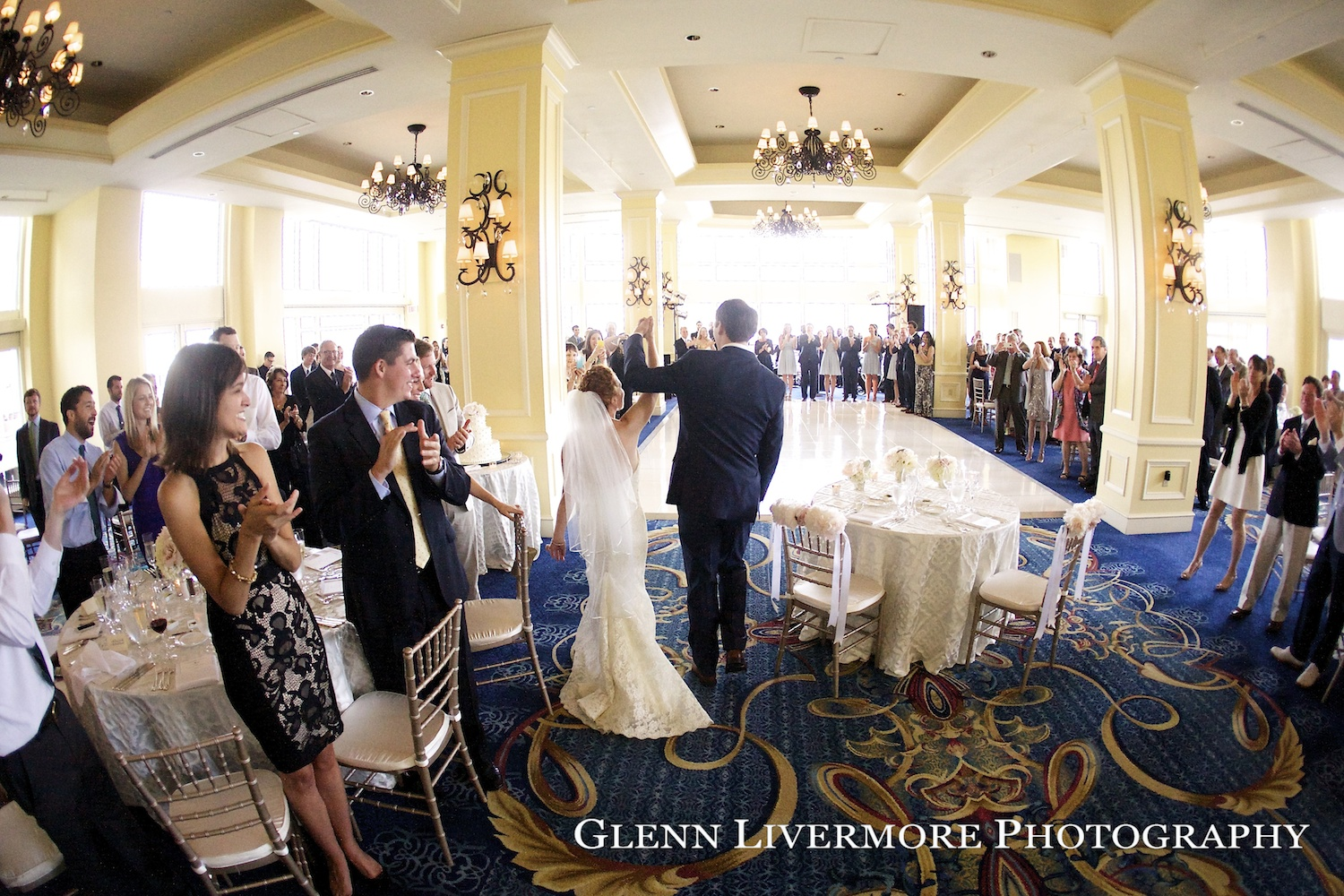 Boston Harbor Hotel Wedding Photos With Caroline And Patrick