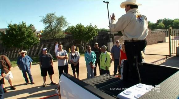 TV Storage Wars Texas