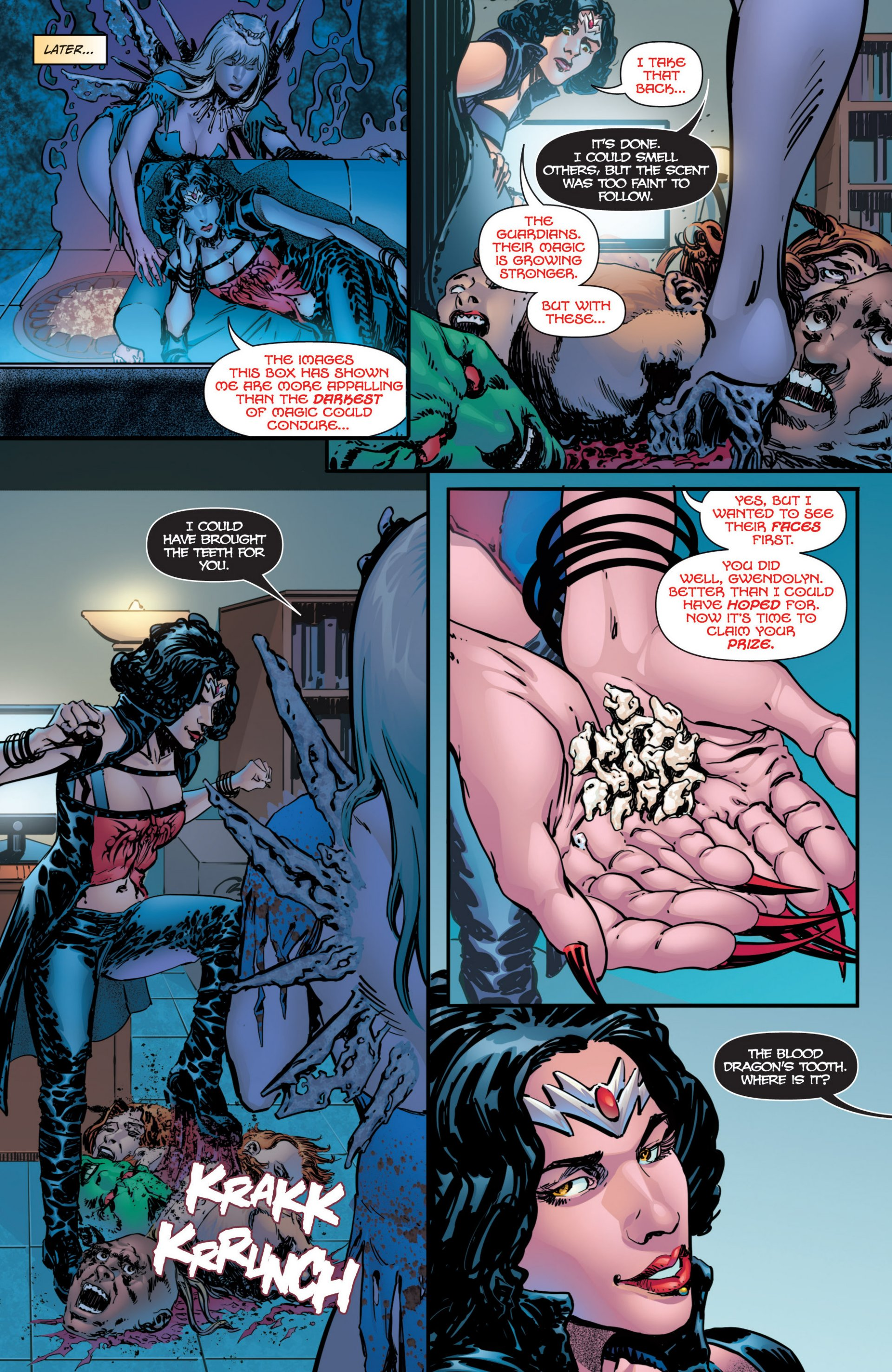 Grimm Fairy Tales (2005) Issue #97 #100 - English 16