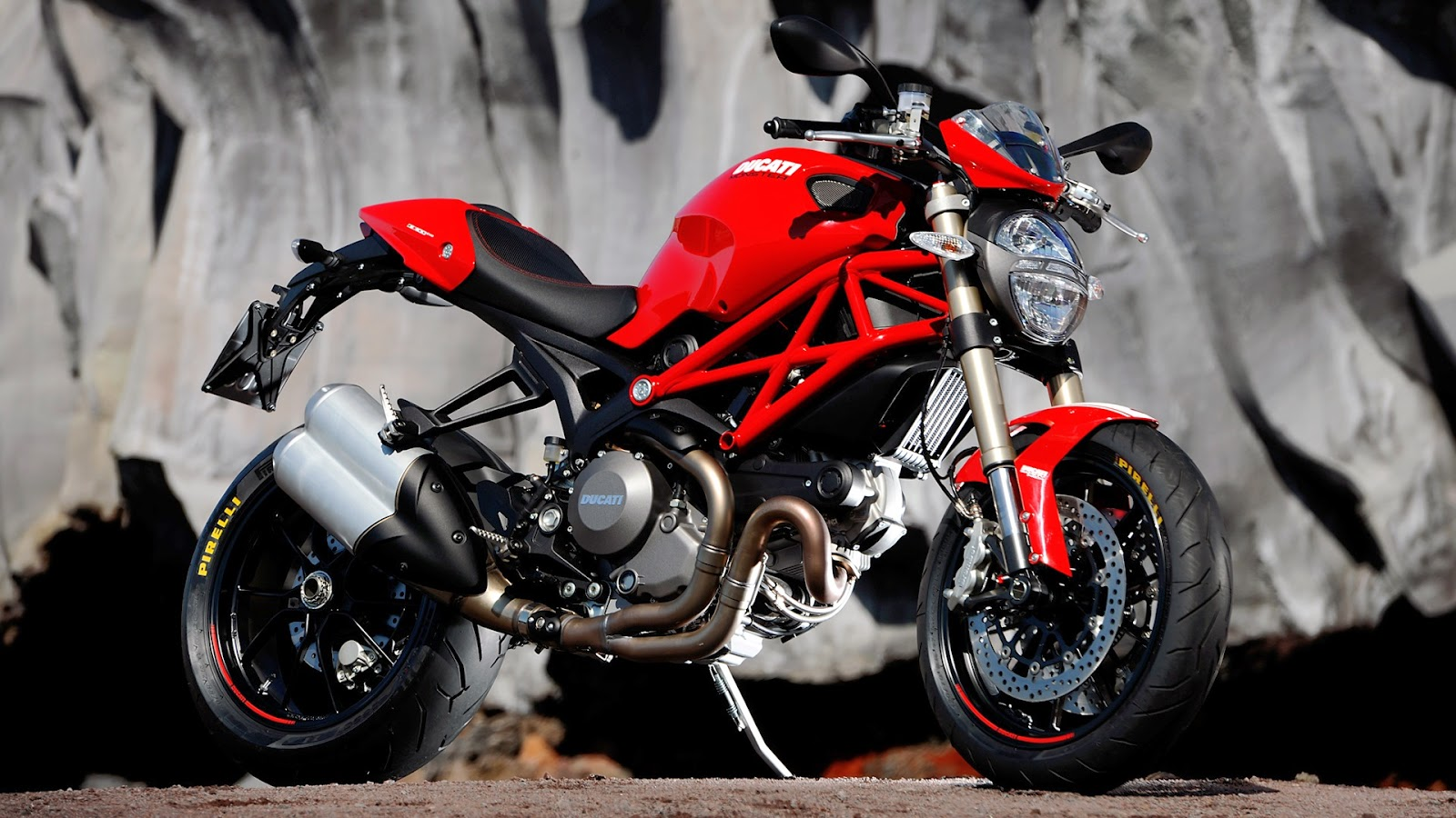Ducati Monster Motorcycles