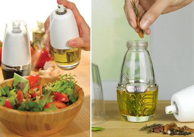 Best Gadgets For Salad Preparation - Prepara Oil Mister