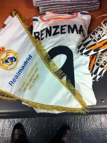 Benzema se suma a Twitter y lanza una app