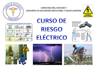 CURSO DE RIESGO ELECTRICO