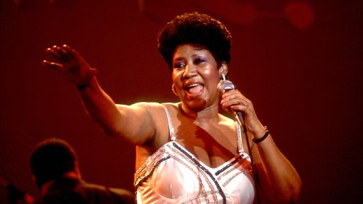 SEPTEMBER 2018 FEATURED ARTIST OF THE MONTH - ARETHA FRANKLIN
