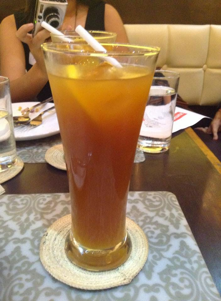 Hiyas House Blend Iced Tea