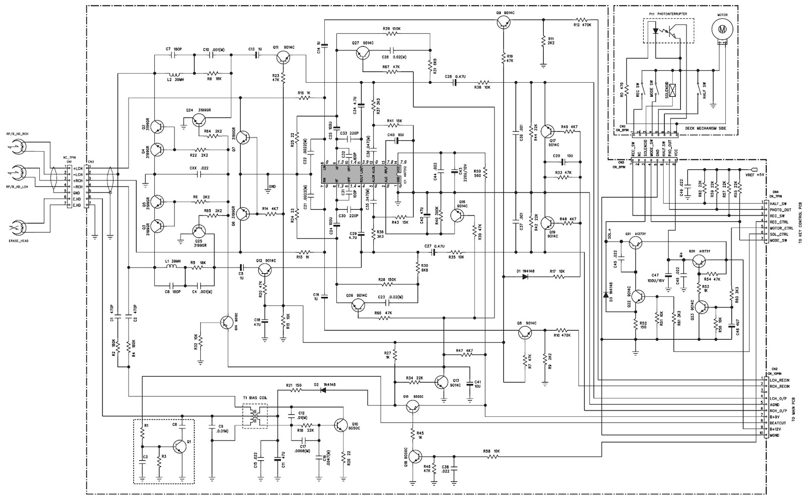 yamaha+motor+and+head+pre.bmp yamaha _ thomson cs 100 cs 105 schematic diagram [circuit yamaha schematic diagram at n-0.co