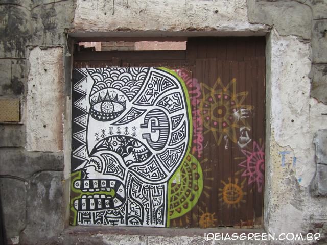 Street Art pelas ruas de Lima - Perú