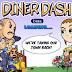 Diner Dash 's Facebook Infographic 2011