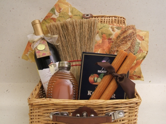 How To Make A Wiccan Housewarming Basket
