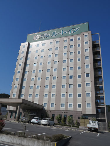 Hotel Route Inn Ena Gifu Japan