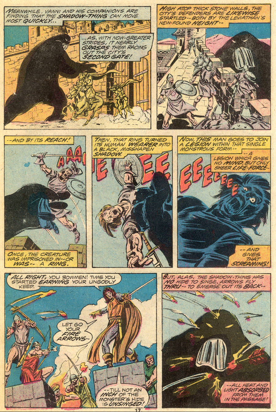Conan the Barbarian (1970) Issue #55 #67 - English 12