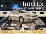 Interior Mobil All New Honda Accord