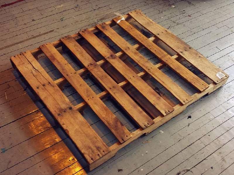 Como construir un escritorio vintage - Barniz para madera colores ...