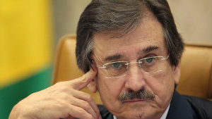 Antonio Cezer Peluso, ministro do STF