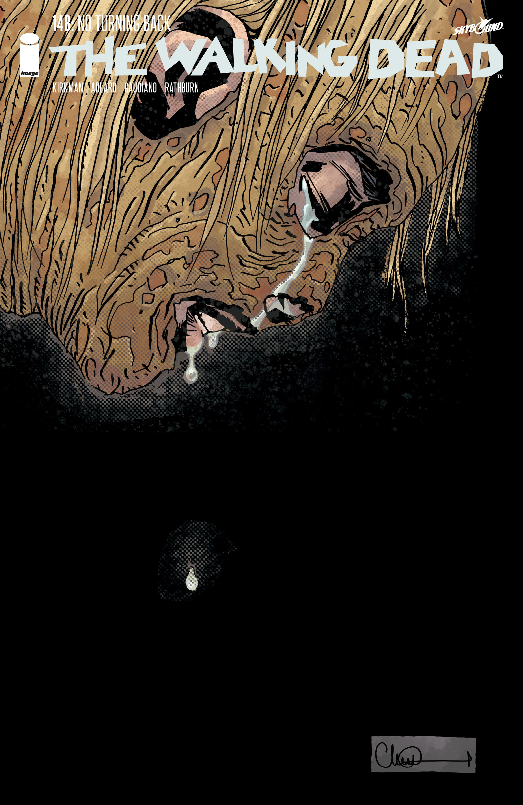 The Walking Dead 148 Page 1