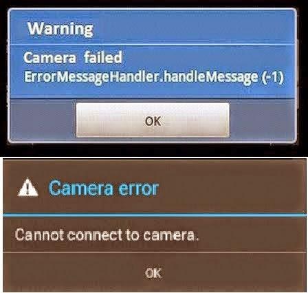 Cara Ampuh Memperbaiki Camera Error Android dengan Mudah