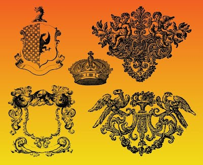 40+ Royal Crowns Vector Art Graphics Icons