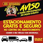ESTACIONAMENTO GRÁTIS E SEGURO