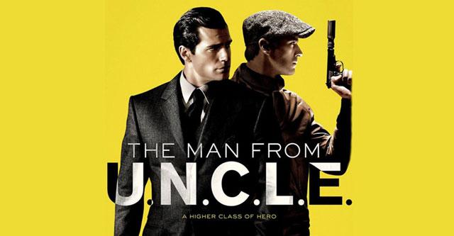 映画 コードネーム U.N.C.L.E.