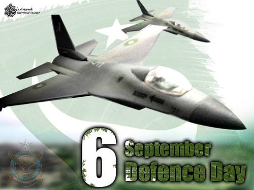 defence day of pakistan essay in urdu