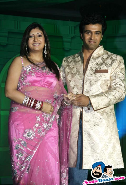 Indian Celebs Gallery: Juhi Parmar & Sachin Shroff After
