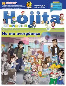 Hojita - Mes de Mayo