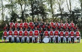 First Team 2015-16