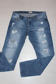 003.Boyfriend Jeans by PIMKIE 50LEI