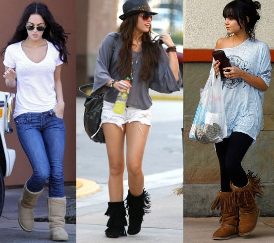 Celebrity Fashion Casual Wear 93