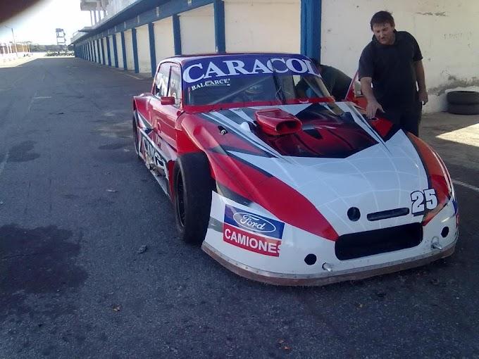 Calamante debuta en el TC Rioplatense