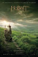 el hobbir poster gandalf