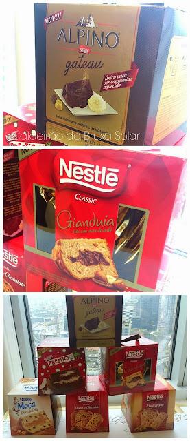 Panetones Nestlé 2013