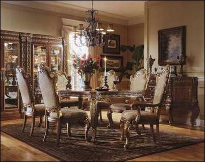 New Interior Decoration Traditional Dining Room Design Ideas