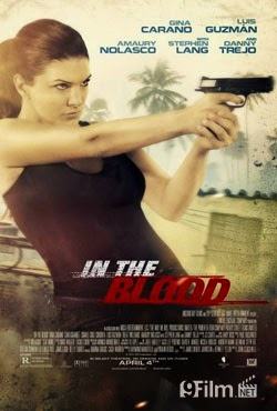 In The Blood 2014 poster