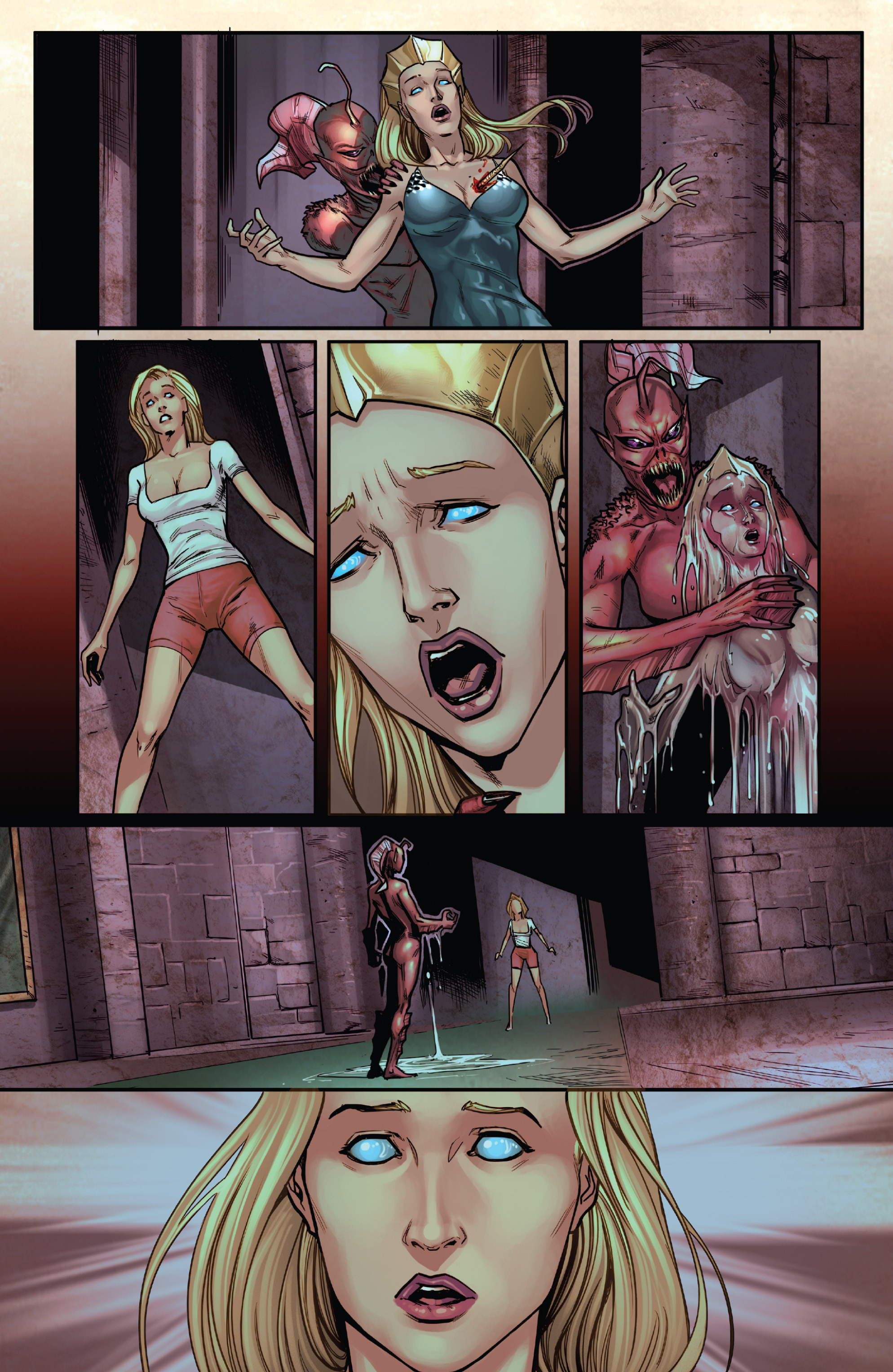 Grimm Fairy Tales (2005) Issue #105 #108 - English 12