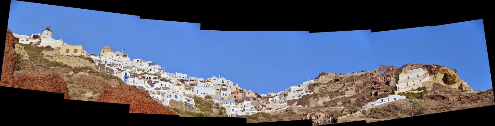 Panorama Oia