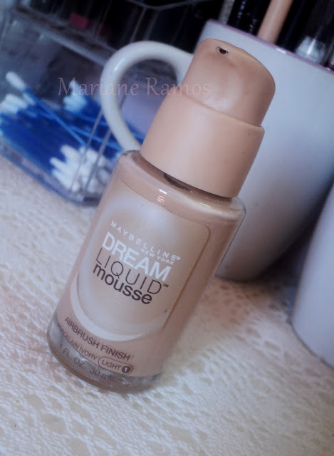 base dream liquid mousse maybelline