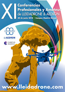 XI Conferencias LleidaDrone