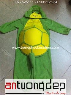 cho thuê thú hở mặt con rùa