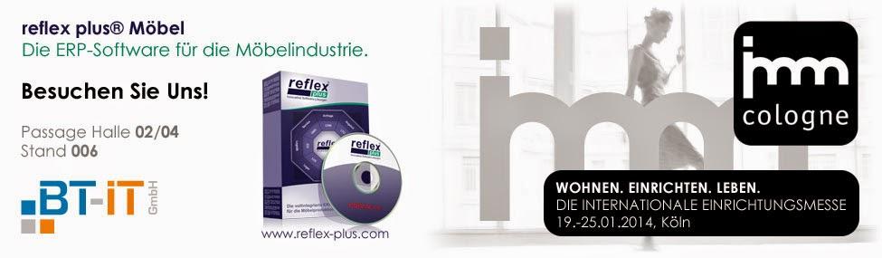 imm cologne 2015 - Software für die Möbelproduktion - ® BT-IT GmbH
