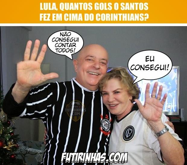 Zoando o Corinthians 9